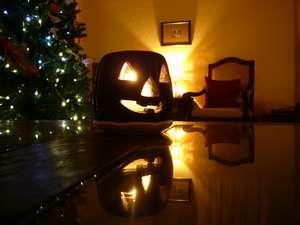 ハロウィーンと秋支度。